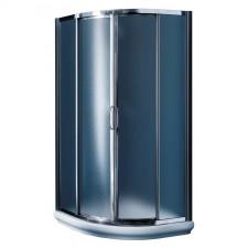 Ideal Standard Tipica kabina prysznicowa półokrągła 90x90cm 550mm srebrny - 384539_O1