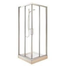 Ideal Standard Tipica kabina prysznicowa kwadratowa srebrny - 384552_O1