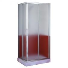 Ideal Standard Tipica kabina prysznicowa prostokątna 75x90cm srebrny - 384582_O1