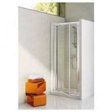 Ideal Standard Tipica drzwi prysznicowe otwierane 85cm srebrny - 384601_O1