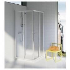 Ideal Standard Tipica kabina prysznicowa kwadratowa srebrny - 384559_O1