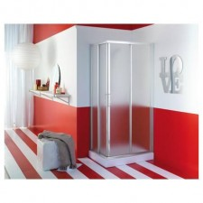 Ideal Standard Tipica kabina prysznicowa prostokątna srebrny - 384583_O1