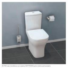 Ideal Standard Active miska WC kompaktowa odpływ poziomy biały - 551846_O1