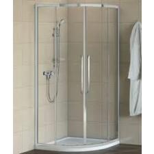 Ideal Standard Kubo kabina prysznicowa półokrągła 90x90cm srebrny - 465710_O1