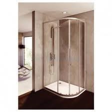 Ideal Standard Kubo kabina prysznicowa półokrągła 70x90cm srebrny - 456234_O1