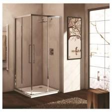 Ideal Standard Kubo drzwi prysznicowe z wejściem narożnym 90cm srebrny - 551952_O1