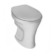 Ideal Standard Ecco/Eurovit miska WC stojaca z półką odpływ poziomy biała - 367847_O1