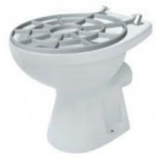 Ideal Standard Eurovit miska WC stojąca biała - 551832_O1