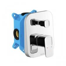 Ravak bateria podtynkowa z przełącznikiem - do R-box TD 065.00 - 683883_O1