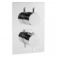 Omnires Y termostatyczna bateria wannowa podtynkowa chrom - 540588_O1