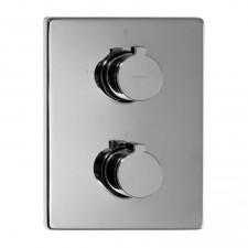 Omnires Y termostatyczna bateria wannowa podtynkowa chrom - 768239_O1