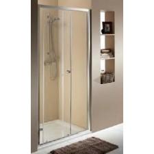 Koło First drzwi prysznicowe rozsuwane 120cm szkło transparentne profil połysk - 450976_O1