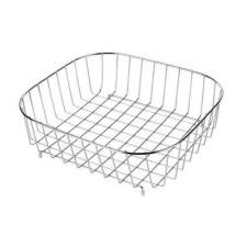 Deante koszyk stalowy do zlewozmywaków z prostokątną komorą 32x35x11O1