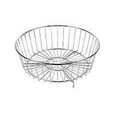 Deante koszyk stalowy o 34 do zlewozmywaków z okrągłą komorąO1